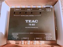 Hi-Fi 車用高音質TEAC高轉低訊號 hi low 轉換器