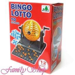 (現貨)桌遊~ 盒裝搖獎機 90球抽獎機 迷你賓果機 Bingo開獎機 樂透機 親子同樂歡聚