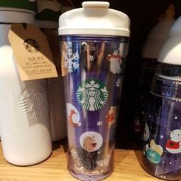 現貨 2019日本限定聖誕節星巴克  造型隨行杯