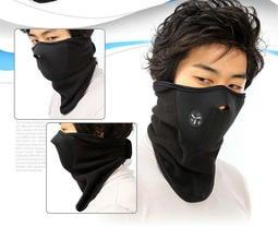 騎行 防風/防寒/防塵面口罩 口罩防風面罩防寒防塵滑雪面罩戶外護臉面罩【賣貴請告知】