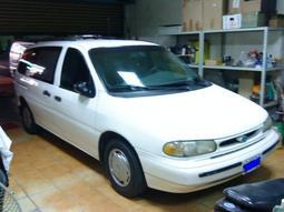 1996年 頭批 一代 Ford 福特 穿山貂 Windstar 3.0 3000 cc 自排 原裝進口 7人座 休旅車