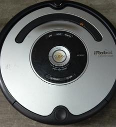 二手 iROBOT Roomba (初步測試有反應但無法運走當測試報帳零件機)