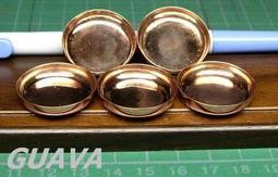 [GUAVA]電子薰香爐專用~手工訂製紅銅盤~