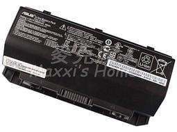 【麥克瘋】原裝全新華碩ASUS ROG G750JZ系列筆記型電腦筆電電池8芯88WH黑色保固三個月-5311709