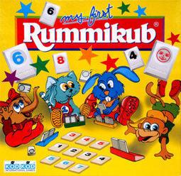 【買齊了嗎 Merrich】 My First Rummikub 幼兒拉密數字牌 桌上遊戲  附中文說明電子檔