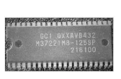 [二手拆機][含稅]拆機二手  M37221M8-125SP QXXAVB432