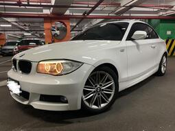 汎德 BMW 寶馬 E82 118D 柴油動力 COUPE 雙門4座 女用一手原鈑件 超美車況 誠可議 台北速洽!