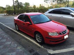 $停車位到期,喜歡就私訊來談$ 2003 Saab 93 Arc 2.0 (經典車款)