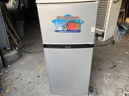 高雄屏東萬丹電器醫生 中古二手 130公升國際牌雙門冰箱 自取價5500元