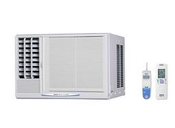 SANLUX 三洋 3-4坪 2級能耗 R410a 四重靜音 省電安眠 變頻窗型冷氣-左吹SA-L22VE 十年原廠保固