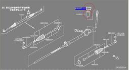 NISSAN全車系C12十字接頭外蓋180 M1 MARCH A33 QR-V ZR B17 CEFIRO HV G20