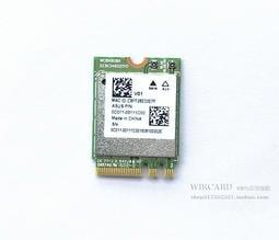 無線網卡 QCNFA364A Killer N1535 802.11AC 867M