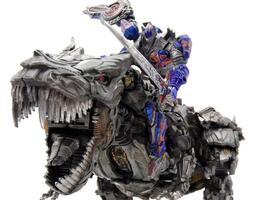 杯麵!# 即將再到貨! 絕創 G-CREATION  MTST-01 電影版 鋼鎖 鋼索 + 鐵騎柯博文 可騎乘