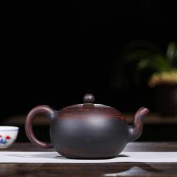 宜興紫砂 正品保證  宜興名家 茶壺 半手工壺 宜興 紫砂 紫砂壺 紫砂茶具 原礦紫泥