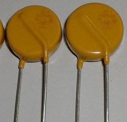 VARISTOR 壓敏電阻 (JOYIN  JVH14S102K87P45 ) 14∮ 1000V ±10%