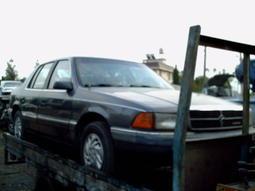 Chrysler 克萊斯勒 SPIRIT 靈銳 零件車拆賣