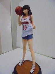 灌籃高手 1/8 赤木晴子 籃球服 10號球衣 GK 完成品﹝本體高約21cm﹞限量400体 圖b