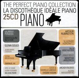 名家名演 --- 鋼琴  25CDs