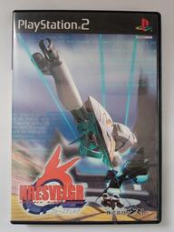 PS2 GAME 日本原版片  飛空英雄 HRESVELGR 日版
