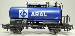 【 Roco 】 HO 油罐車 Tank car ARAL, DB 66767