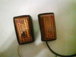 義式風格~偉士1981大頭90後方向燈出售,全新庫存品,歡迎參考!