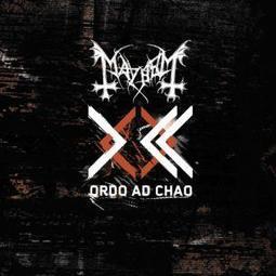 Mayhem 異教狂徒樂團 / 混沌教條CD,正版全新【馬雅音樂限量特價】