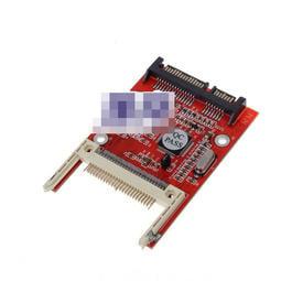JM20330晶片 CF轉SATA硬碟轉接卡 CF-SATA轉接頭 SATA轉CF w56 056 [9000154]