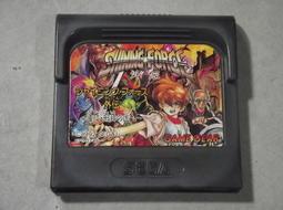 日版GAME GEAR卡帶-光明與黑暗外傳