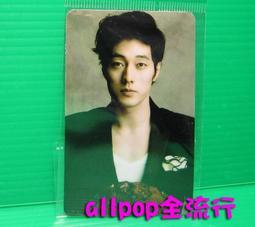 ★allpop★ 蘇志燮 [ 精美 卡貼 ] A款 現貨 絕版 韓國進口 萬用貼 悠遊卡貼