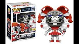 Funko Five Nights at Freddy's Sister Location JUMPSCARE BABY
