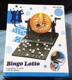 全新手動Bingo賓果機/搖獎機/抽獎機/90個數字球~今彩539 大樂透 威力彩
