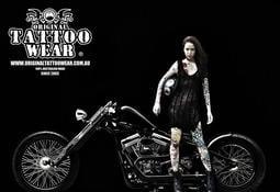 獨家發售Original Tattoo Wear澳洲原創紋身衣著 長袖刺青上衣(防曬袖套 刺青袖套進階商品)