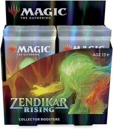 [幻想卡鋪] 贊迪卡再起 ZNR Zendikar Rising  聚珍包 Collector Booster 零售區