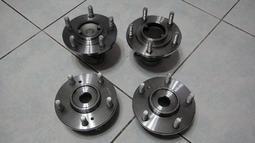 GALANT VR4 改5孔114.3 套件 ABS 前後輪軸承總成 免修改直上