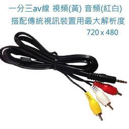 AV訊號線 改造傳統電視 成 第四台 第五台(支援安卓7.1.2 S905W四核2G/16G X96mini網路電視盒)