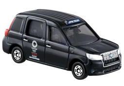 抱歉沒貨了~日本 2020 東京奧運 限定 紀念車 Toyota 計程車 tomica 日本空運~小太陽日本精品