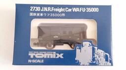 [中古良品] Tomix 2730 国鉄貨車 WAFU-35000