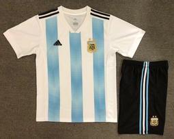 王者歸來 18世足賽球衣世界杯足球衣 世界盃球衣世界盃足球衣 世足球衣 阿根廷足球衣梅西足球服MESSI足球衣