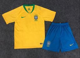 王者歸來 18世足賽球衣世界杯足球衣 世界盃球衣世界盃足球衣 巴西隊主場球衣 巴西隊足球衣 世足賽球衣足球服內馬爾球衣