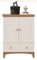 【南洋風休閒傢俱】時尚造型置物櫃系列-英式小屋置物櫃 JX195-2