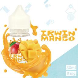 【蒸氣商行】愛文芒果 Irwin Mango 甜蜜果香環繞 (小煙油)非 電 子菸煙小煙油小菸油丁鹽鹽油【AMA067】