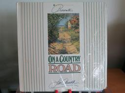 【二手黑膠唱片】LEE ARNOLD - ON THE COUNTRY ROAD (3LP) 鄉村音樂電台節目