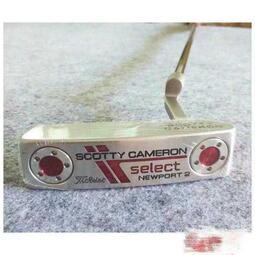 現貨 yo ki高爾夫推桿 SCOTTY CAMERON NEWPROT-2推桿 黑色 銀色