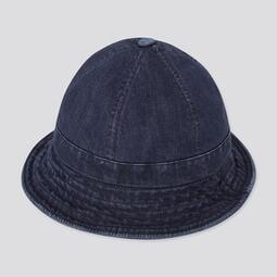 現貨 yo ki男裝/情侶裝 防紫外線帽子(遮陽帽)(防曬帽)427145 優衣庫UNIQLO