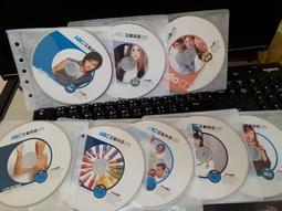 LiveABC互動英語(初級 基礎 活用)2004年1-8月 朗讀CD+電腦互動光碟 共16片合售◆ 小紅帽二手光碟