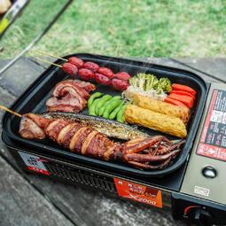 §綠足跡§ 妙管家 X2000 燒烤爐|全新品|原廠保固|附專用收納盒|烤肉新選擇|免運費