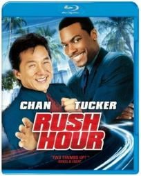 Rush Hour Blu-ray Region A from Japan New