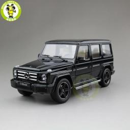 1/18 Iscale Benz G Class 500 SUV Diecast Car SUV Model Toys GIFT Dark Green