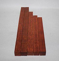 尼泊爾小葉紫檀 印章料 煙嘴 珠子茶針料 紅木方棒小料15x2.5x2.515x2.2x2.2cm