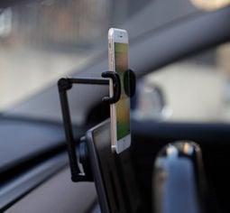 特斯拉Tesla【M3G038A M3螢幕後手機吸盤支架】視野清晰不破壞儀表直橫可用 Model 3